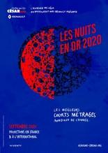 LES NUITS EN OR 2020 - tarif unique 5€