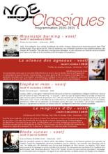 Noé Classiques - Sélection 2020 - 2021