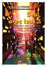 FESTIVAL DU CINÉMA « SEUL, AVEC TOUS ? » - tarif unique 10€