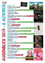 FESTIVAL AUGENBLICK - festival du film en Langue allemande - tarif unique 4,50€