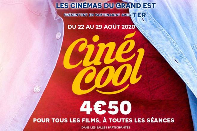 Ciné Cool revient pour l'été !