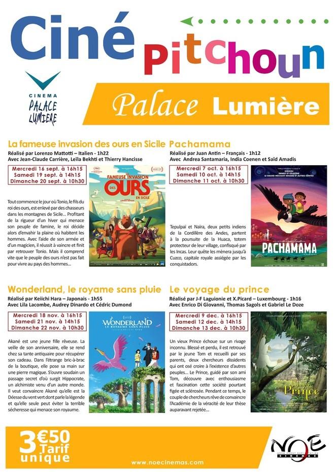 Ciné Pitchou'n - Edition 2020 - 2021