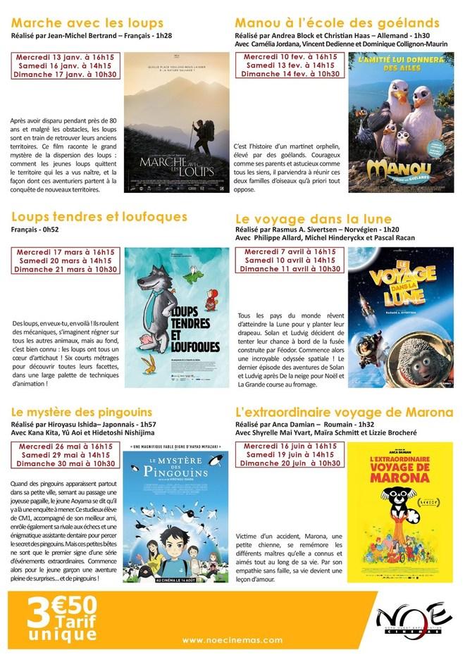Ciné Pitchou'n - Edition 2020 -2021