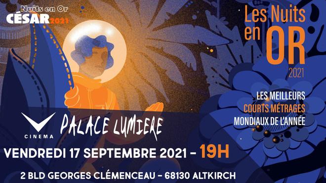 Les Nuits en or - 17 septembre 2021 à 19h