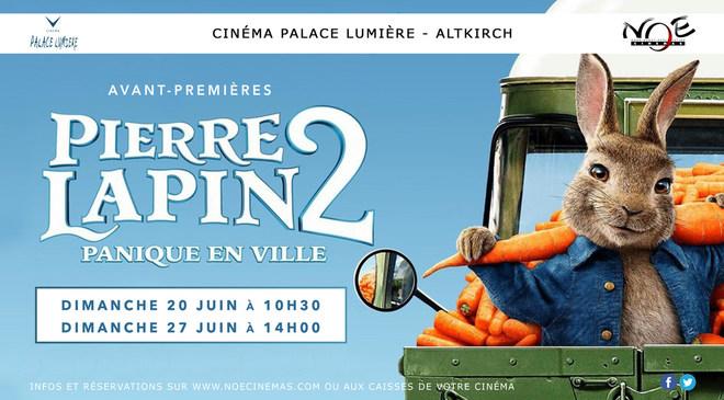 Pierre Lapin 2 - Avant-première