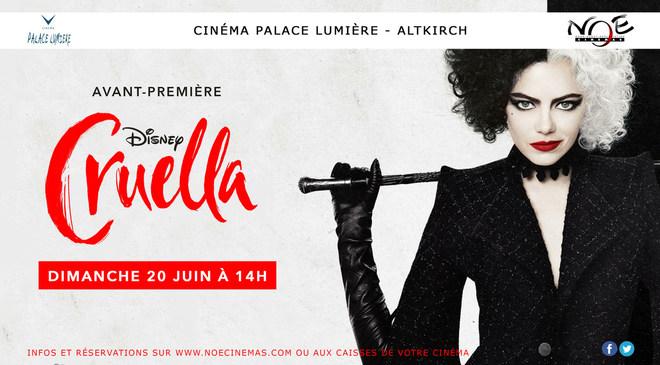 Cruella - Avant première