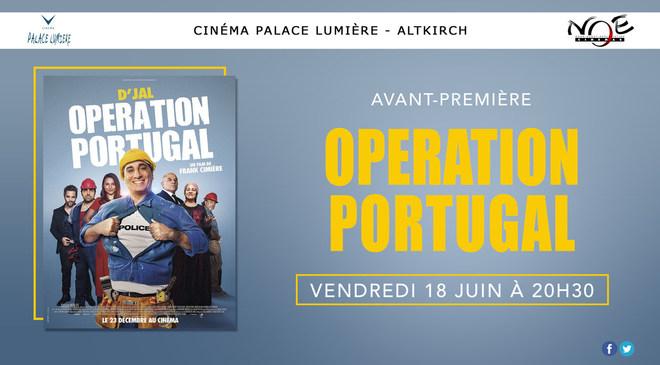 Opération Portugal - Avant-première