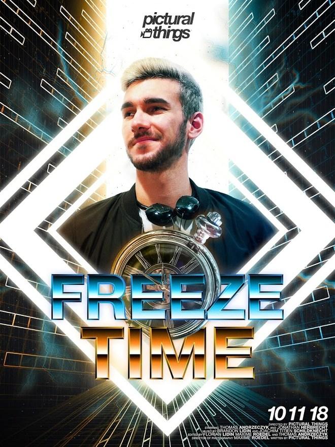 FREEZE TIME - Soirée avec l'équipe Pictural Things - Tarif unique: 5€