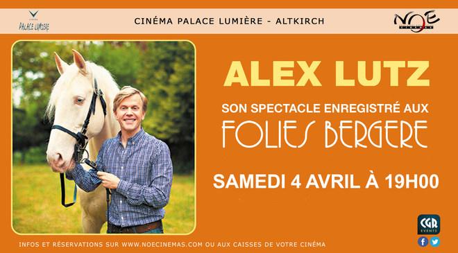 SPECTACLE - Alex Lutz