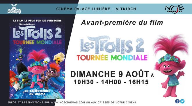 AVANT-PREMIERE - Les Trolls 2