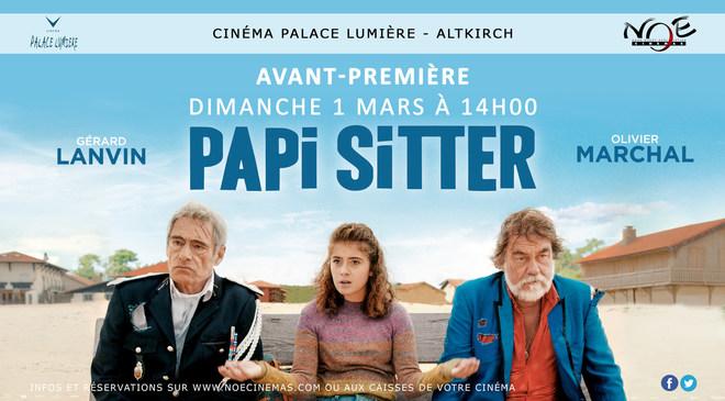 PAPI SITTER - Avant-Première