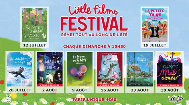 Le Little Films Festival