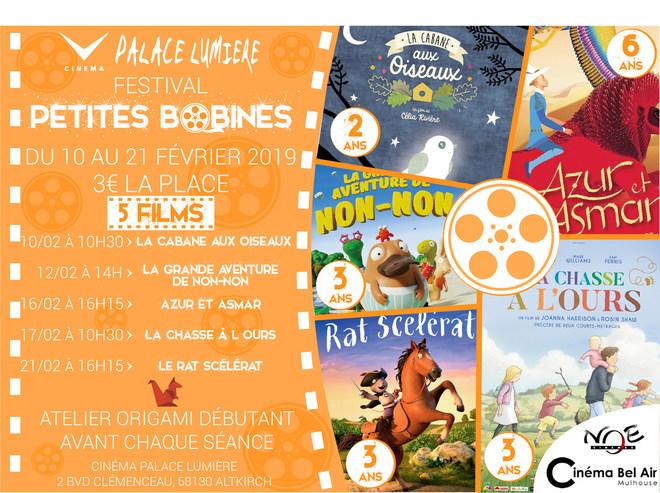 Festival des Petites Bobines