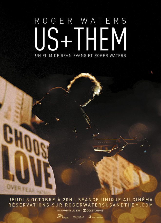ROGERS WATERS US + THEM - Concert
