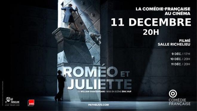 ROMEO ET JULIETTE - THEATRE PATHE LIVE
