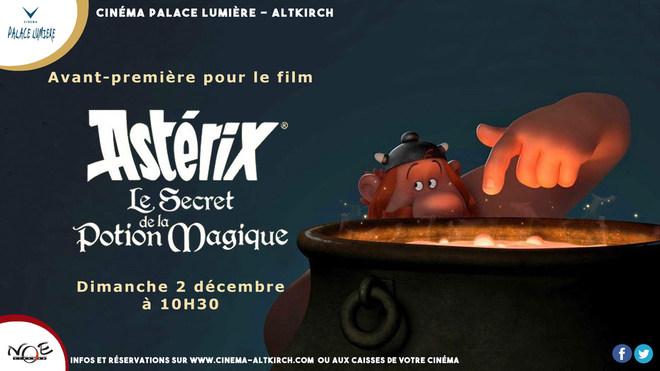 ASTERIX : LE SECRET DE LA POTION MAGIQUE - Avant Première 2