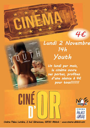 cine d'or nov