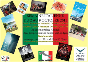semaine italienne